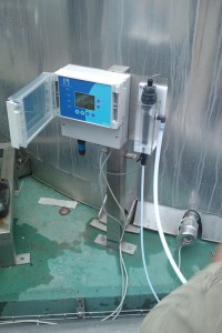Online Dissolved Ozone Analyzer Installation in Turkey